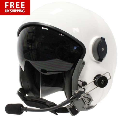 MSA Helmet LH050 - Heli US NATO ANR comms