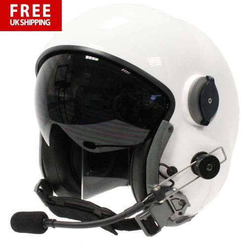 MSA Helmet LH050 - Single Visor with Passive Comms