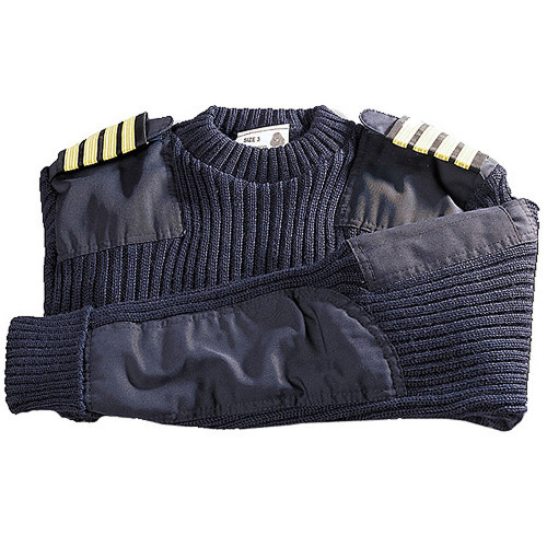Crew Neck Nato Jumper