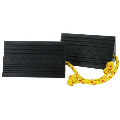 General Aviation Rubber Chocks - PAIR