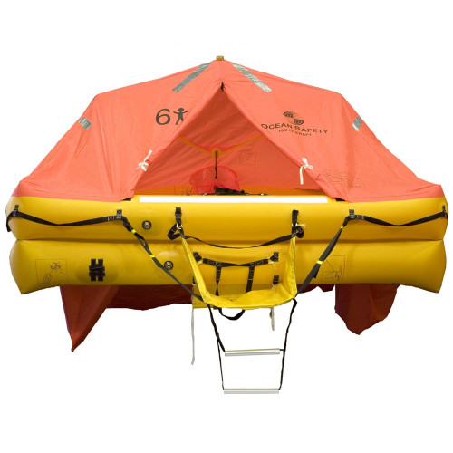 Ocean ISO Liferaft - 6 Person Max