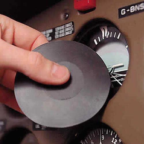 Instrument Covers - Partial Panel Simulator