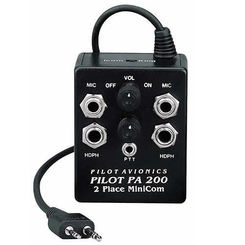 Pilot PA200 IK Intercom (A22E & A3E)