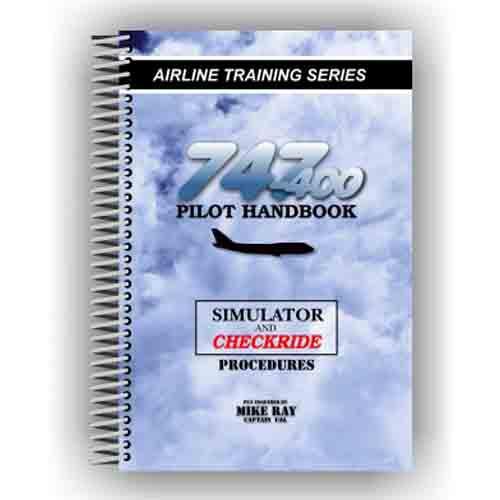 B747-400 Pilot Handbook