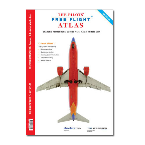 ED4 The Pilots' Atlas -Europe/SE ASIA/ME