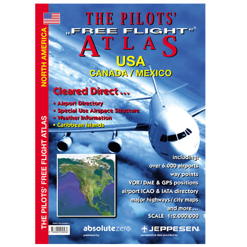 USA - The Pilots' Atlas