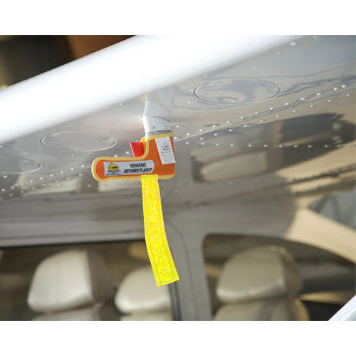 Universal pitot tube cover