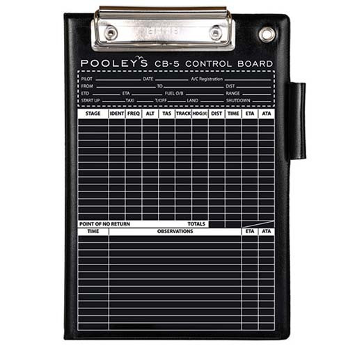 Pooleys CB-5 Kneeboard
