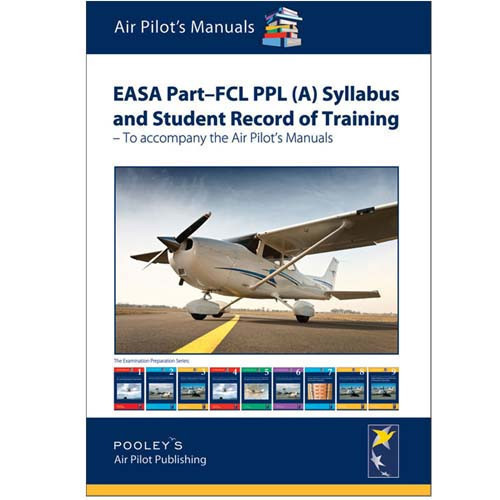 EASA-FCL PPL(A) Syllabus & Student Record of Training