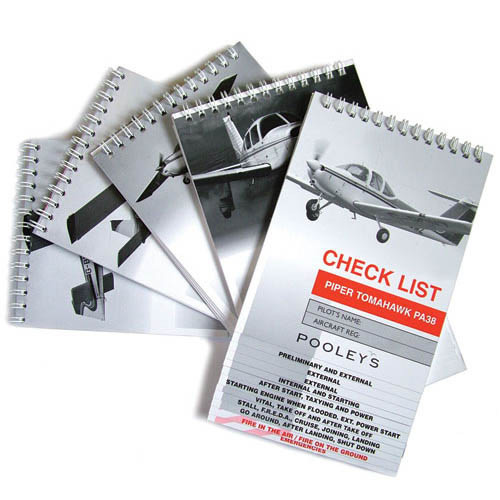 Checklist - PA-38