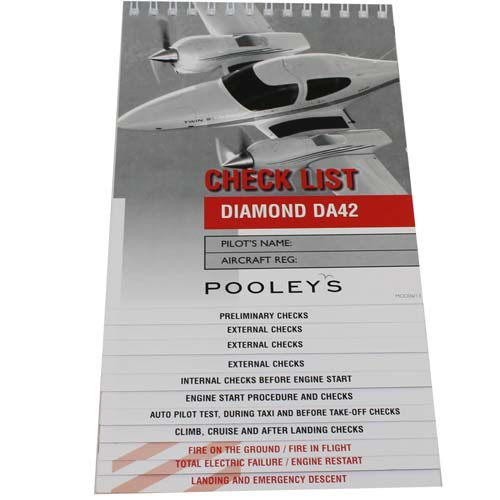 Checklist - Diamond DA42