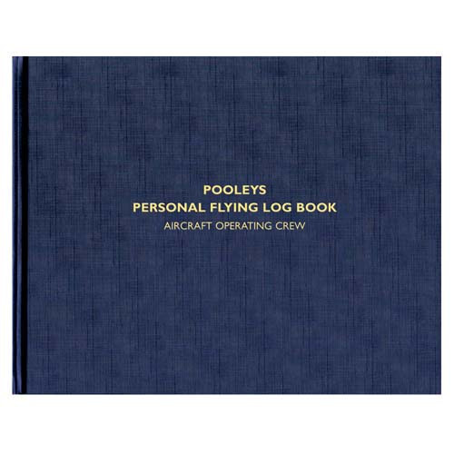 Pooleys JAR-FCL Pilot Logbook