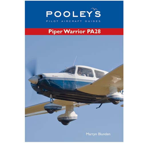 Pooleys Piper Warrior PA28 Guide