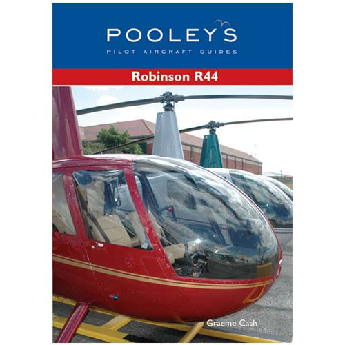 Pooleys Robinson R44 Guide
