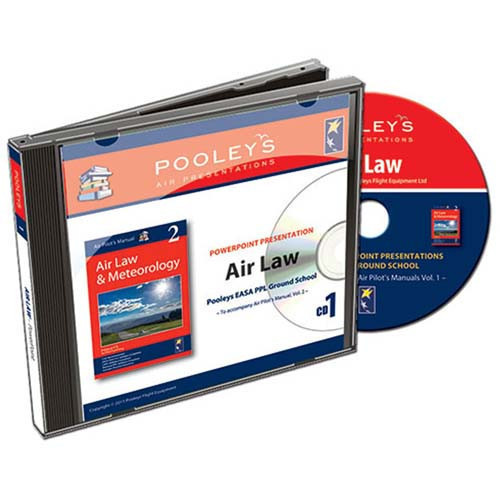 CD ROM - AIr Law Powerpoint