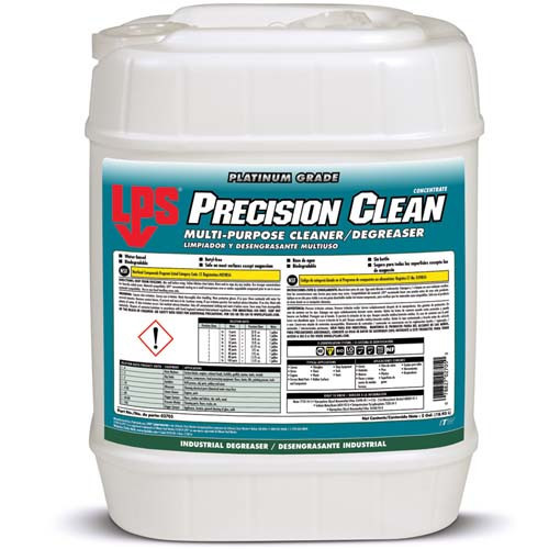 LPS Precision Clean Degreaser 18.93 Litre Barrel