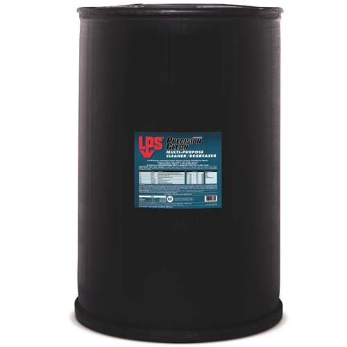 LPS Precision Clean Degreaser 205 Litre Drum