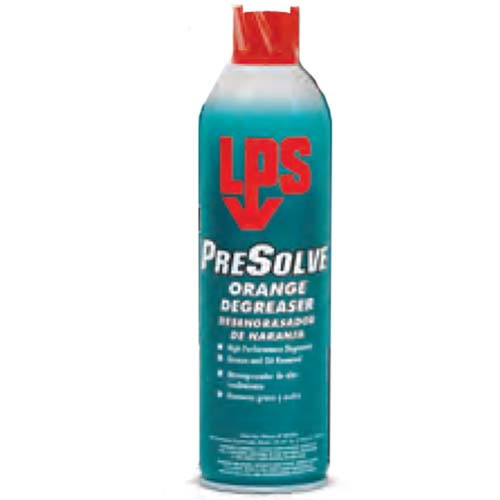 LPS PreSolve Orange Degreaser 523ml Aerosol