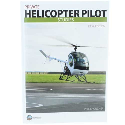 EASA Private Helicopter Pilot Studies