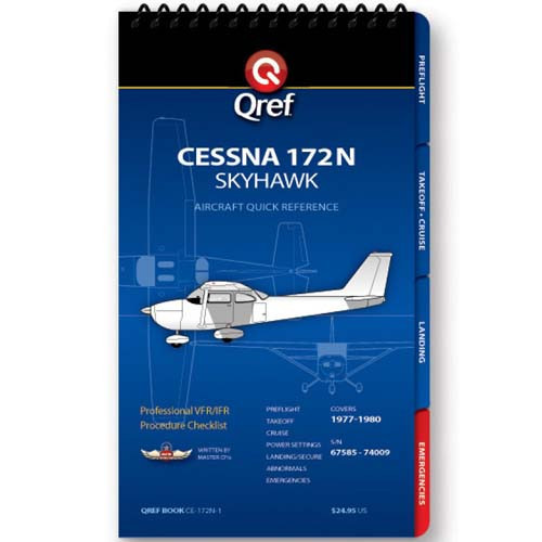 Cessna 172N Qref Checklist