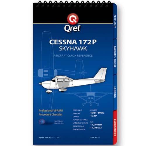Cessna 172P Qref Checklist