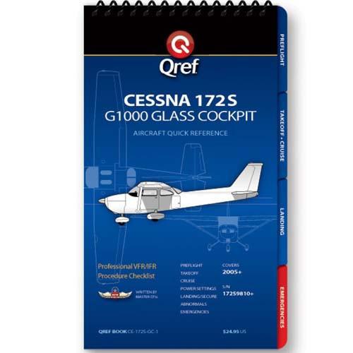 Cessna 172S G1000 Qref Checklist