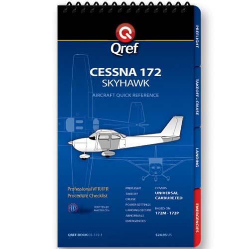 Cessna 172 Universal Qref Checklist
