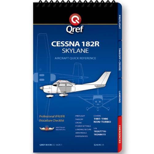 Cessna 182R Qref Checklist
