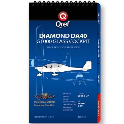 Diamond Star DA40 Qref Checklist