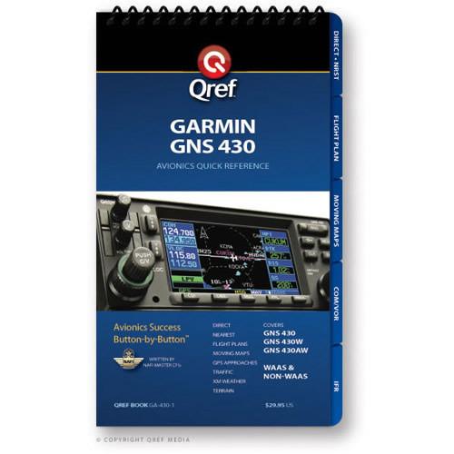 Garmin GNS 430 Checklist - QREF