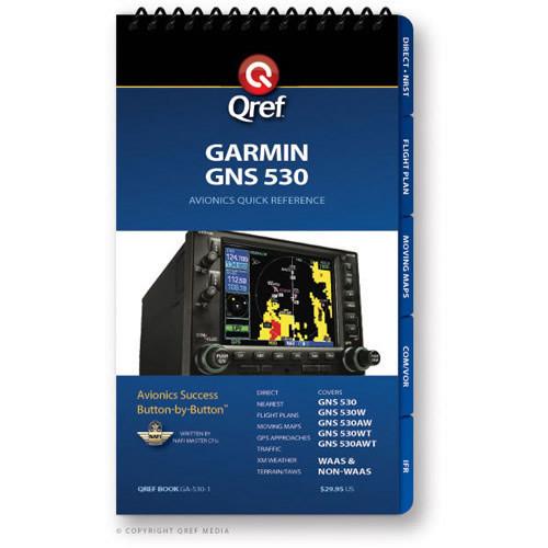 Garmin GNS 530 Checklist - QREF