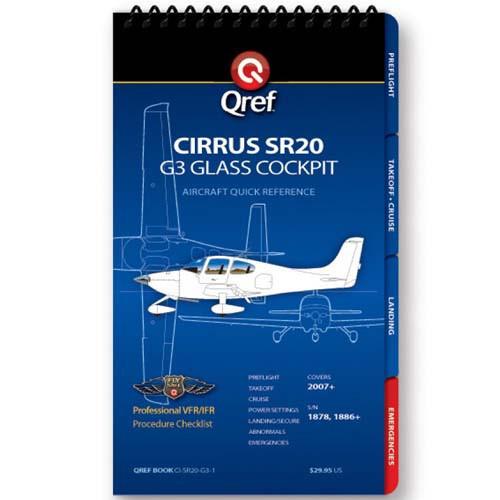 Cirrus SR20 G3 Qref Checklist