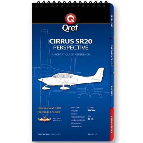 Cirrus SR20 Perspective Qref Checklist
