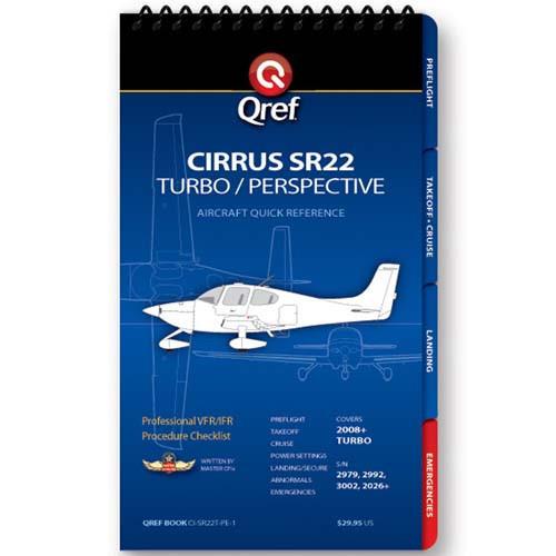 Cirrus SR22 Turbo Perspective Qref Checklist