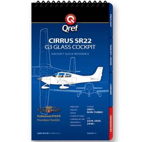 Cirrus SR22 G3 Qref Checklist