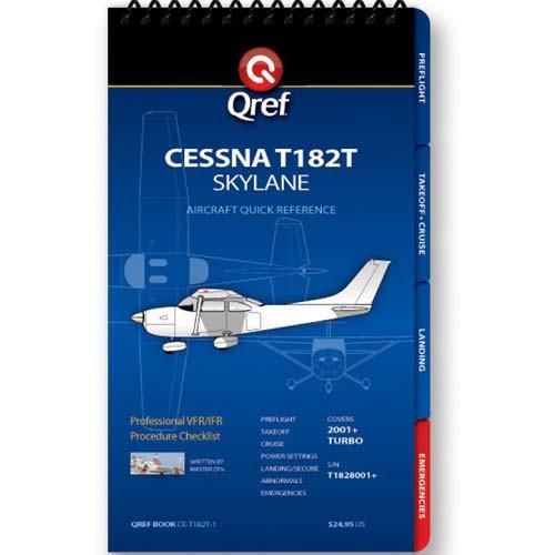 Cessna Turbo 182T Qref Checklist