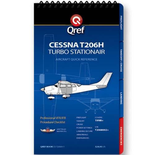 Cessna Turbo 206H Qref Checklist