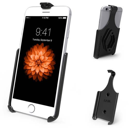 RAM Form-Fit Cradle for Apple iPhone 6 & 7
