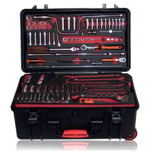 Mechanics Hand Trolley Case  (149 Tools)