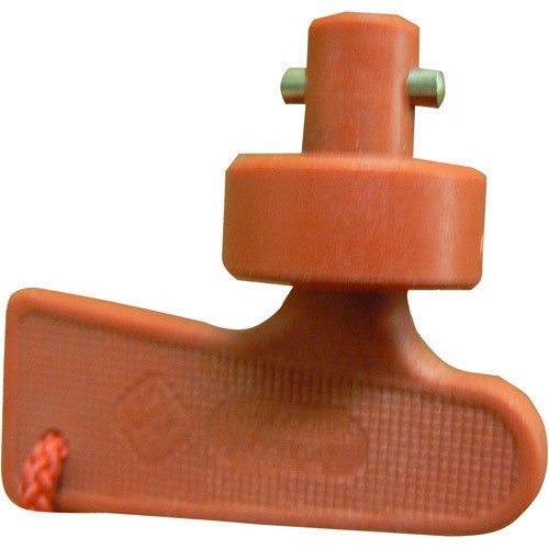 Red Box Isolator & Key