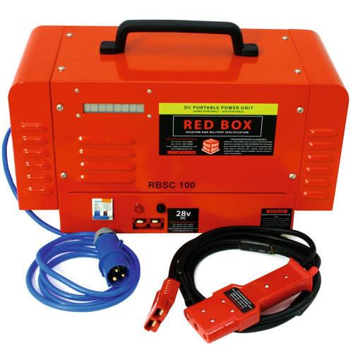 Red Box RBSC 100 14/28v