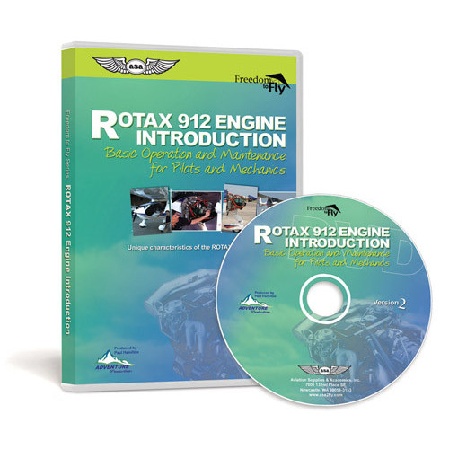 Rotax 912 Engine Introduction
