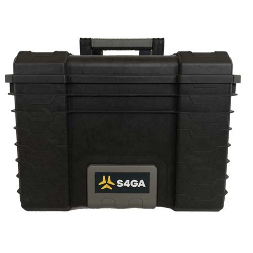 Runway Light Case with Foam insert for 6 units