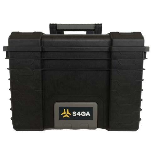 Runway Light Case & foam For 6 units
