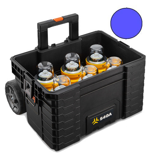 Runway Lights (Portable six pack (Blue)
