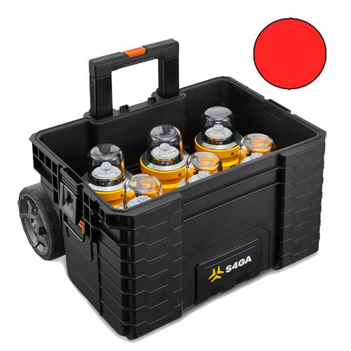 Runway Lights (Portable six pack (Red)
