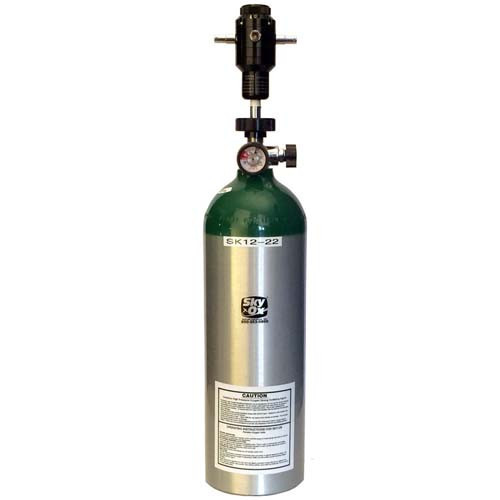 Skyox Portable Oxygen 22 Cubic Ft