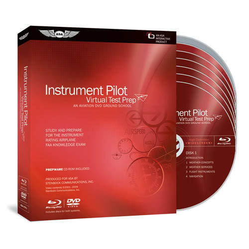 ASA Instrument Pilot Virtual Test Prep