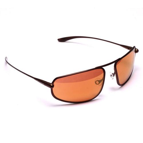 Bigatmo - Strato Gunmetal Frame - Copper/Brown Photochromic lens