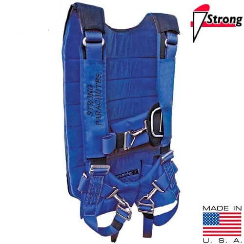 Strong 311 Wedge Pilot Parachute Blue